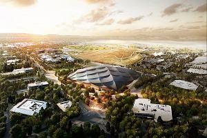 Takiego campusu Google jeszcze nie miało. Rusza budowa futurystycznego 'namiotu'