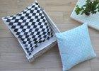 Zrób to sam: malowane poduszki