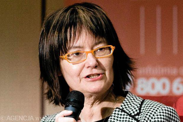 Profesor Irena Lipowicz, Rzecznik Praw Obywatelskich