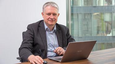 Maciej Krzyżanowski, prezes CloudFerro
