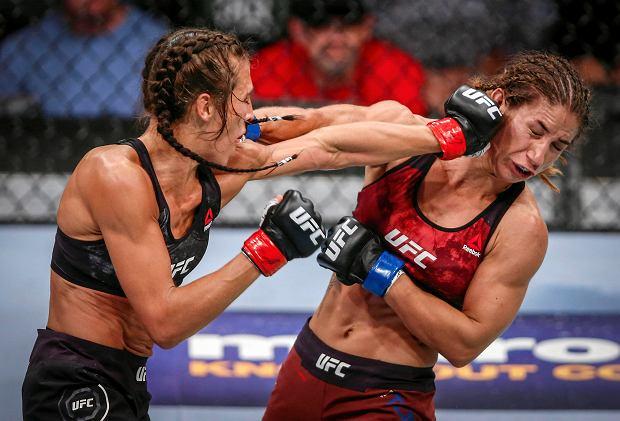 Zdjęcie numer 2 w galerii - UFC 231. Jędrzejczyk przed walką o pas: Jeśli Szewczenko ma pseudonim pocisk, to ja jestem kuloodporna