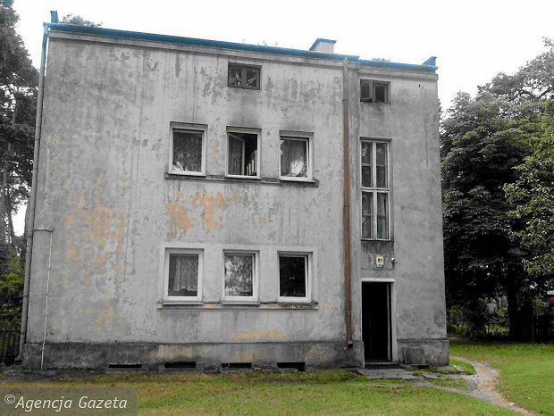 Dom na Michelinie, czyli pewna willa z szykanami