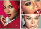 Wyciek�y zdj�cia Beyonce bez retuszu. W kampanii L'Oreal wygl�da�a idealnie, ale w rzeczywisto�ci...
