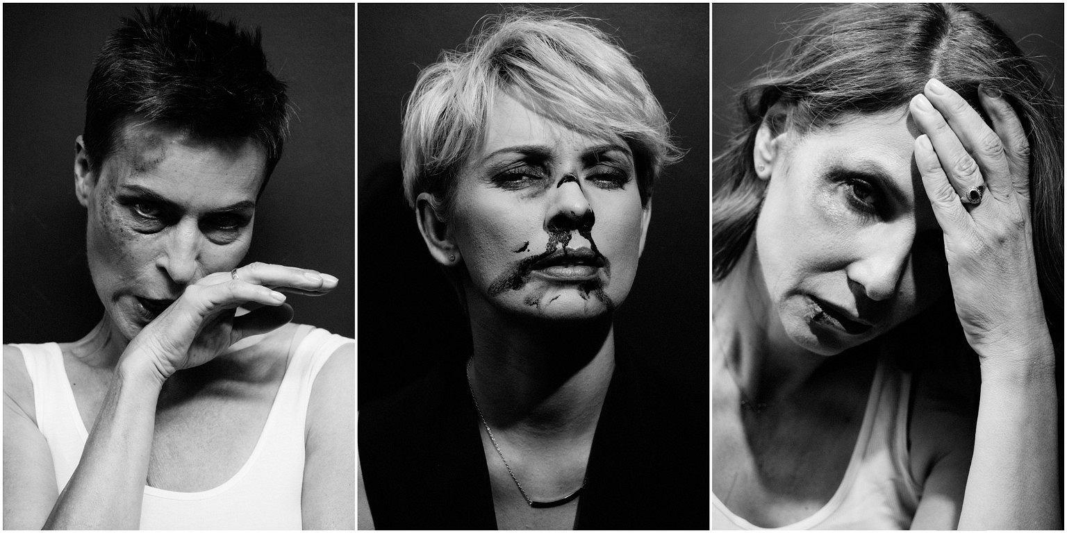 Danuta Stenka, Dorota Gardias i Grażyna Wolszczak - ambasadorki kampanii 'Kocham. Szanuję'