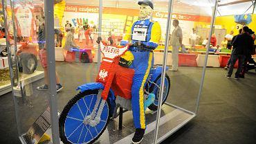 Wystawa z klocków Lego w Szczecinie