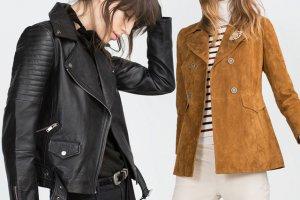 Jesie� 2015: Najmodniejsze kurtki i p�aszcze