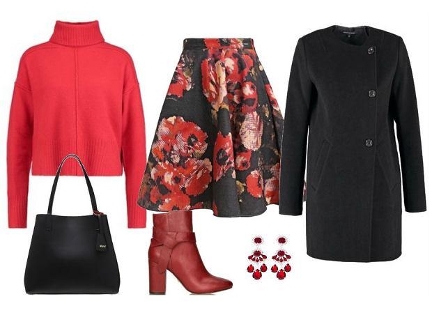 Wzory kwiatowe modne także jesienią - sprawdź jak je nosić