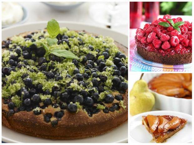 Najlepsze ciasta z letnimi owocami