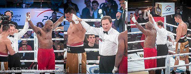 Skandal podczas gali bokserskiej w Opolu. S�dziowie trzy razy zmieniali werdykt! [WIDEO, ZDJ�CIA]