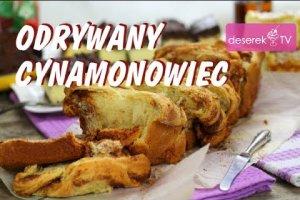 Łatwy przepis na odrywany chlebek cynamonowy