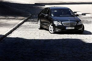 Mercedes S 250 CDI - test | Nauka o samym sobie