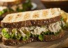 Pasta kanapkowa z tu�czykiem i og�rkami ma�osolnymi