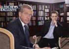Edward Snowden: Tak, by�em szkolony jako szpieg. Pracowa�em pod przykryciem