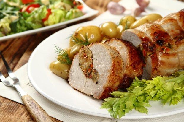 Kurczak Na Obiad Wielkanocny Wszystko O Gotowaniu W Kuchni Ugotuj To