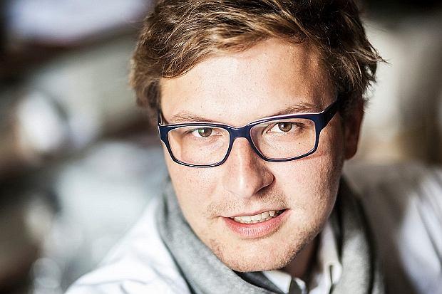 B�a�ej Strzelczyk, dziennikarz