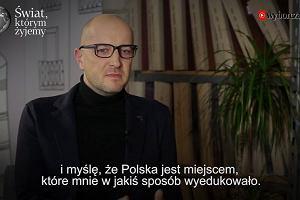 """""""Bez Lecha Wałęsy nie ma polskiej historii"""". Boris Kudlička w """"Świecie, którym żyjemy"""""""
