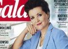 """Jolanta Kwa�niewska w """"Gali"""" szczerze o staro�ci. By�y te� wspomnienia: Ola spa�a z nami, s�ucha�a bajek, pichci�a ze mn� w kuchni"""
