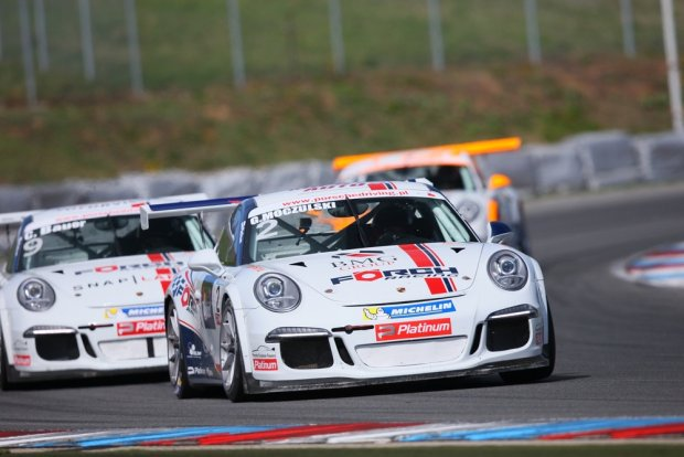 Porsche Platinum GT3 CCCE | Perfekcyjny weekend Moczulskiego
