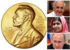 Dla kogo pokojowy Nobel? Na li�cie nominowanych nawet Putin