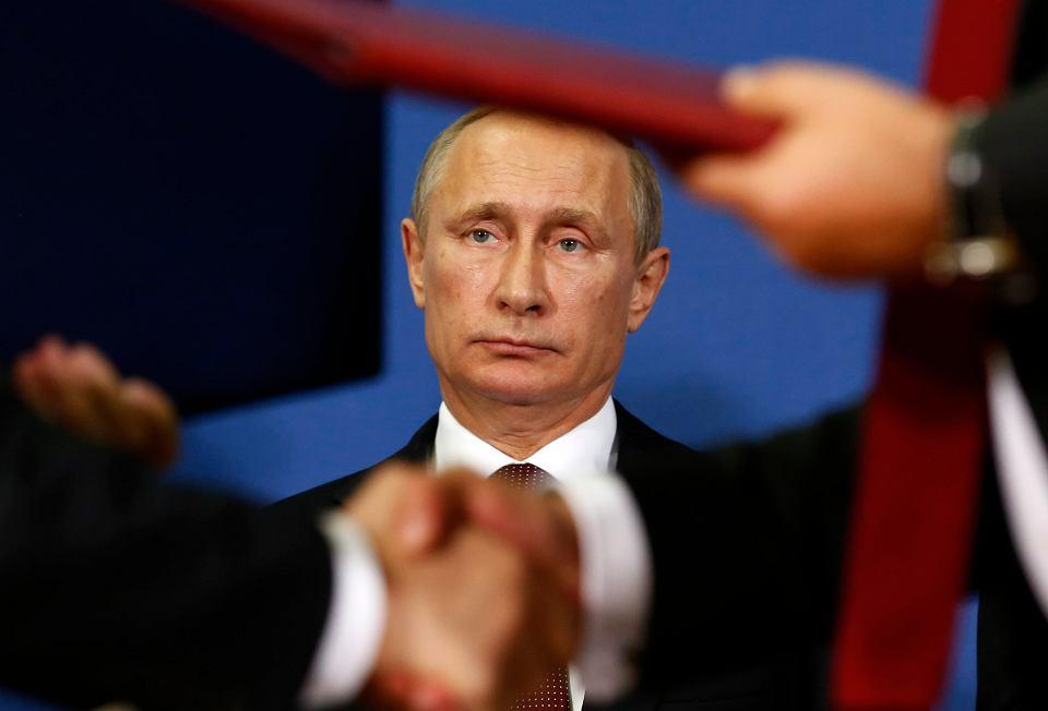 Polska afera o słowa Sikorskiego nadal nie przeczy temu, że Putin traktuje Ukrainę jak swoją własność