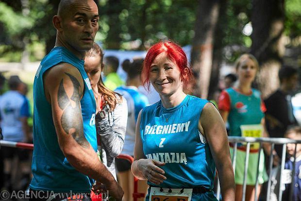 Zdjęcie numer 61 w galerii - VII Sztafetowy Maraton Szakala w Arturówku [GALERIA]