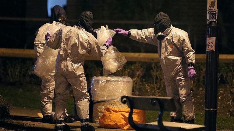 Nowiczok Jest Zabojczy Ale Tez Latwy Do Wykrycia Dla Wspolczesnych Ekspertow