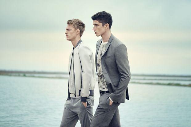 Ubrania z kolekcji Zara.