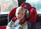 Od dziś nowe przepisy dot. fotelików w samochodzie. Dziecko mniej bezpieczne