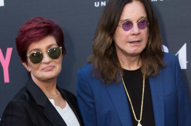 Ozzy i Sharon Osbourne'owie postanowili się rozstać.