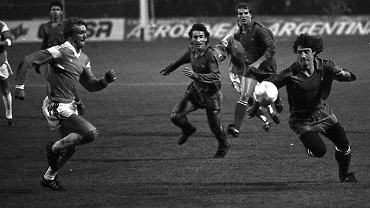 Mecz Lech - FC Barcelona z 1988 roku