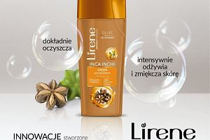 Poczuj komfort odżywionej i oczyszczonej skóry z olejkiem pod prysznic Lirene inca inchi