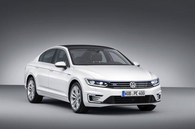 Volkswagen Passat GTE | Ceny w Polsce | Hybryda klasy �redniej