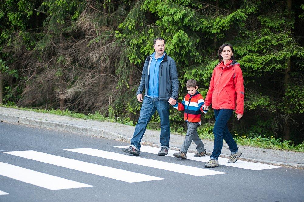 Piesi stanowią w Polsce 35 proc. ofiar wypadków drogowych