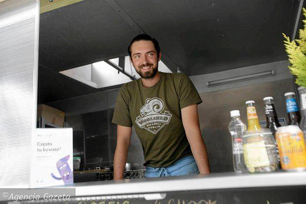 Food truck Szama Jama