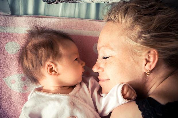 Matki uzależniają się od zapachu dziecka