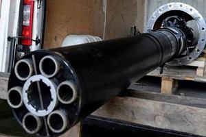 Przemyt broni w Polsce przybiera na sile? Działko przeciwlotnicze w samochodzie dostawczym