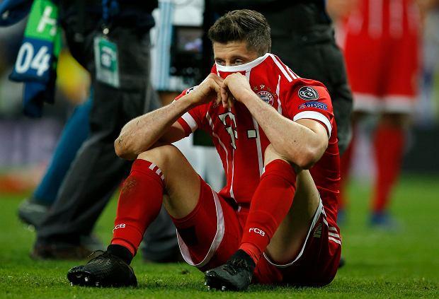 Robert Lewandowski nie trafił do pustej bramki. Bayern Monachium stracił zwycięstwo