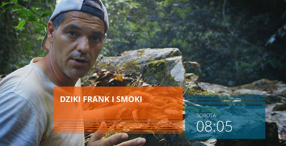 Dziki Frank i smoki