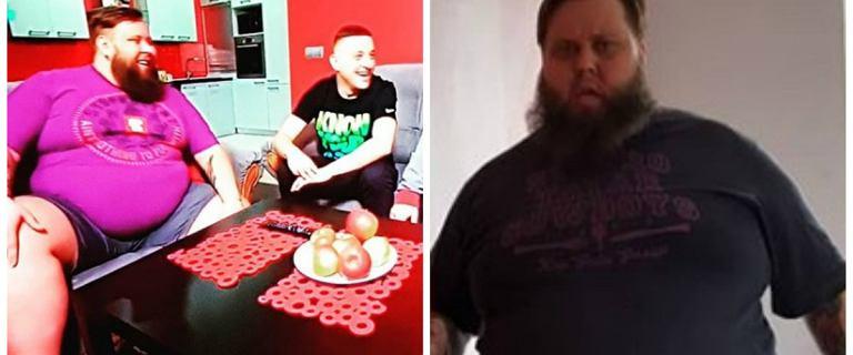 Ta metamorfoza wbija w fotel. Mateusz z Gogglebox schudł 125 kg i jest nie do poznania