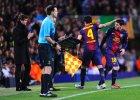 Pi�karze Barcelony rozpoczynaj� przygotowania do meczu z Lechi� Gda�sk