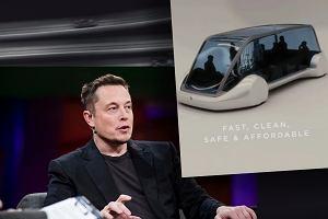 Elon Musk chce stworzyć nowy system transportu dla Los Angeles. Podróż z centrum na lotnisko za dolara