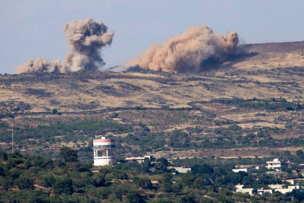 W Syrii trwaj� walki z d�ihadystami