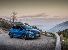 Ford Fiesta ST i Active - Ford zaprezentował dwie nowe, niszowe wersje miejskiego auta