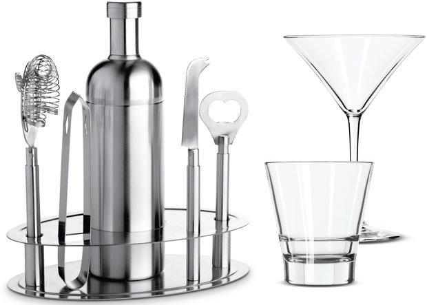 Domowy barek: w jakich szklankach co podawać i czym robić drinki