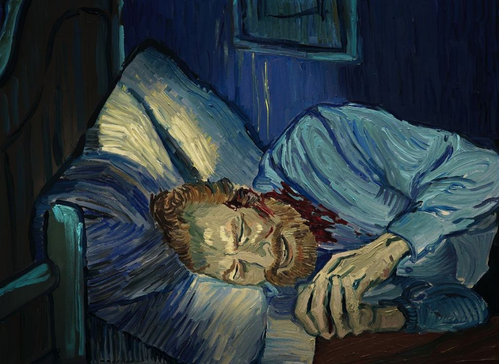 Kard z filmu ''Twój Vincent'' (fot. lovingvincent.com) / Kard z filmu ''Twój Vincent'' (fot. lovingvincent.com)