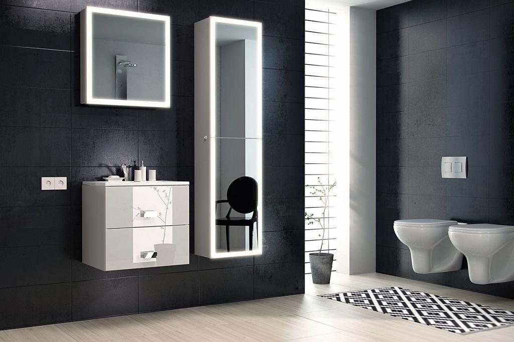 Meble łazienkowe 14 Stylowych Zestawów