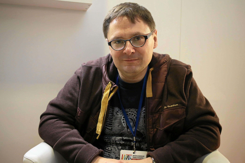 Tomasz Terlikowski (fot. Agata Grzybowska / Agencja Gazeta)