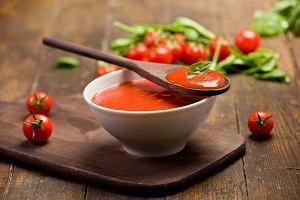 Pomidorowa jest lepsza niż rosół. Co jeść, aby nie chorować?
