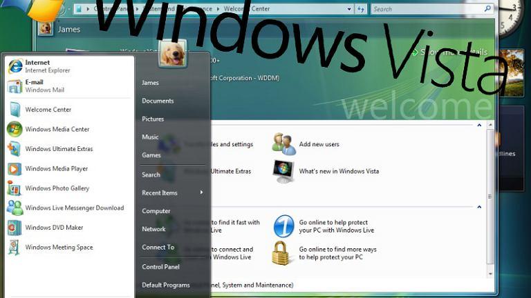 Microsoft kończy wsparcie dla Windows Vista