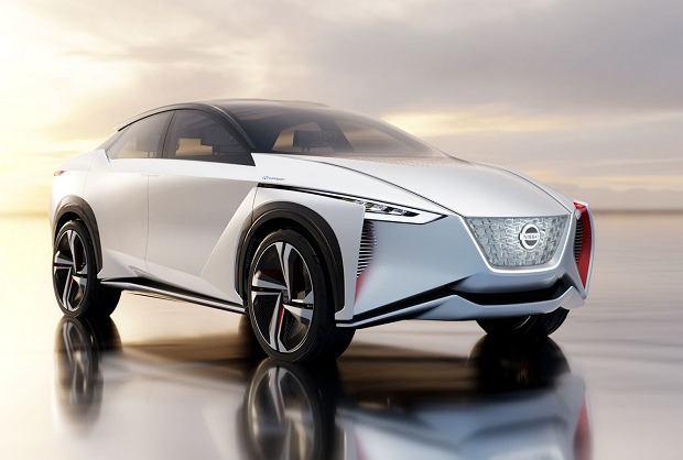 Nissan IMx Concept - Tak wygląda elektryczny SUV Japończyków